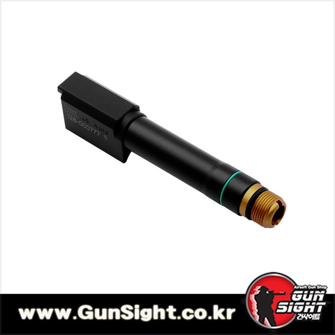GSI Non Tilting Outer Barrel for UMAREX HK45CT [by VFC] - (14mm 역나사 적용)