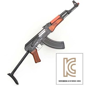 LCT AK47S NewVersion 전동건 - Steel CNC Body