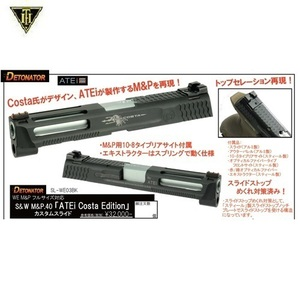 TH Atei Costa ver. WE M&P Slide set