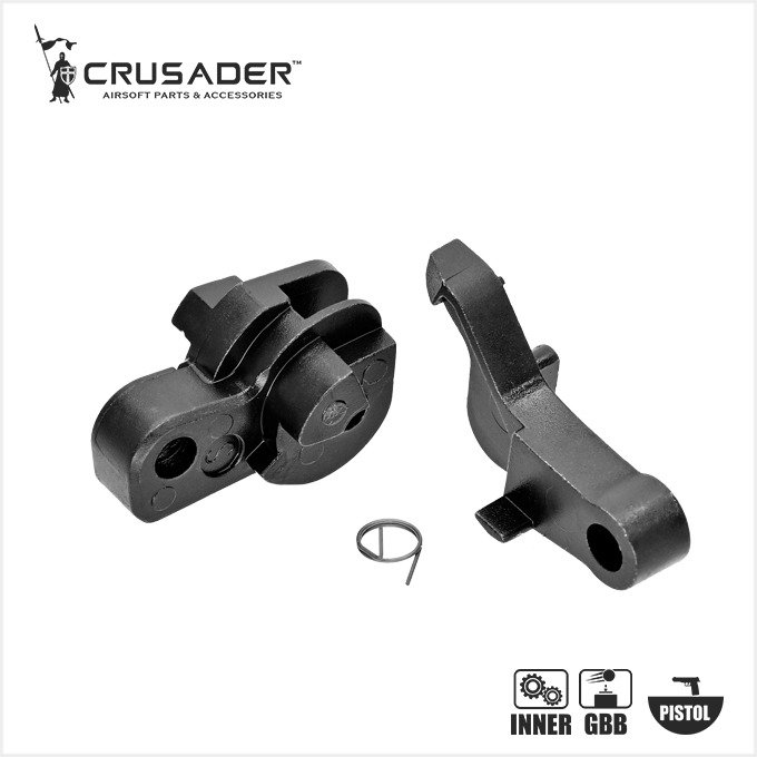 CRUSADER G Series Steel Hammer Set