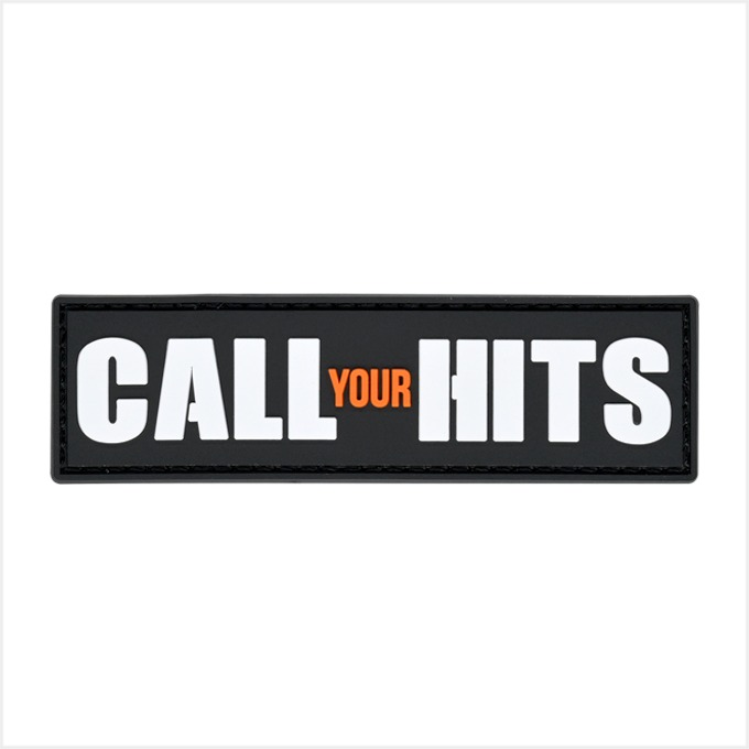 Call Your Hits Patch