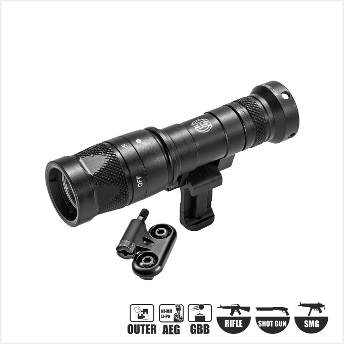 [정품] SUREFIRE Mini Scout Light PRO INFRARED