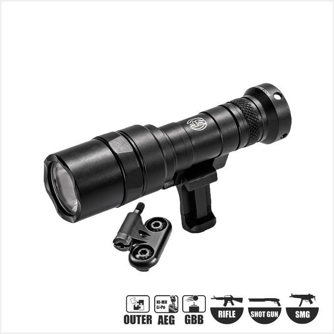 [정품] SUREFIRE Mini Scout Light PRO