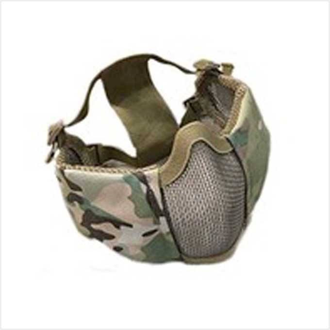[WST]Tactical Elite Mask (Ear Protection Version)_MULTICAM